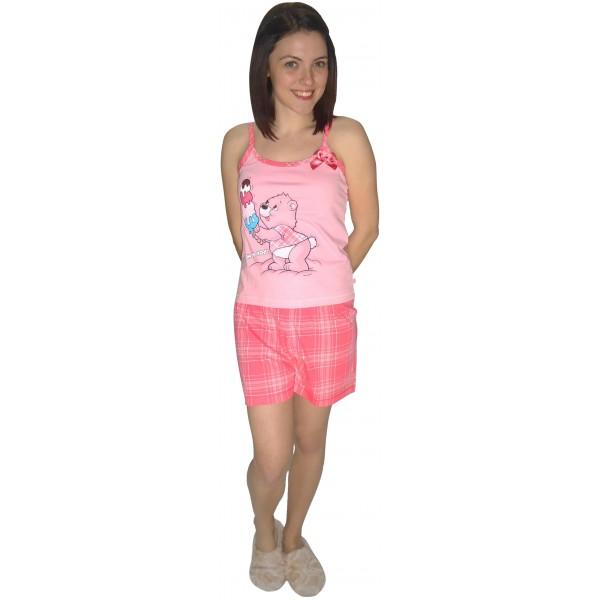 Pijama Corto Tirantes Mujer Oh My God
