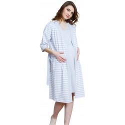 41757d81c Conjunto Lactancia Premama Mujer Mariposas - Moda y Pijamas