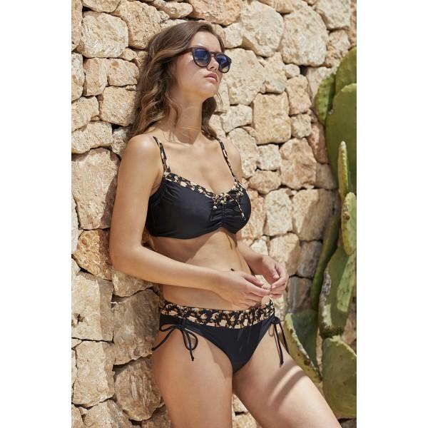 Bikini Mujer Baño Reductor Copa D