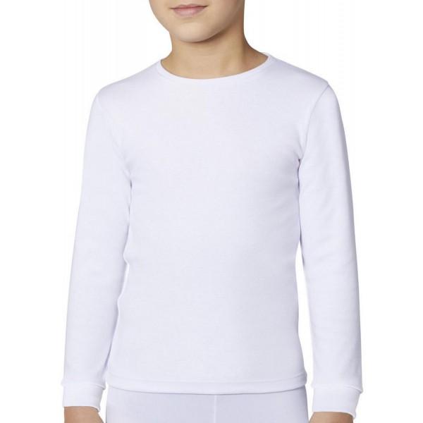 Camiseta Niño/a Manga Larga con Felpa