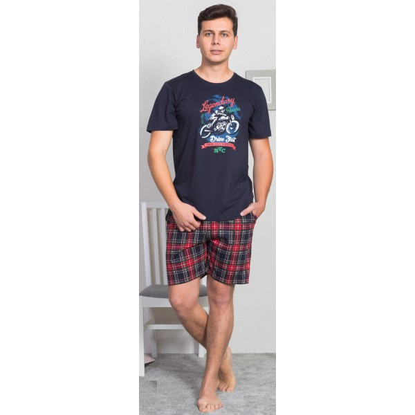Pijama Hombre Corto Legendary