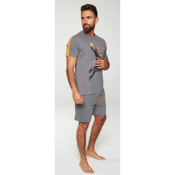 Pijama Hombre Corto Baloncesto