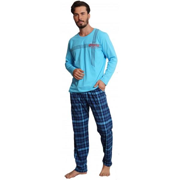 Pijama Hombre Largo Manga Larga Adventure