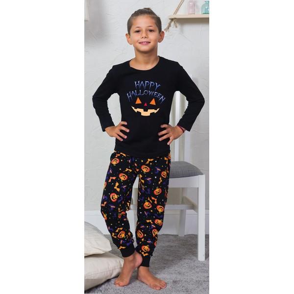 Pijama Manga Larga Niño Halloween